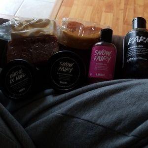 Lush bundle